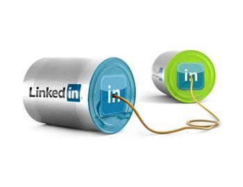 LinkedIn Tin Cans