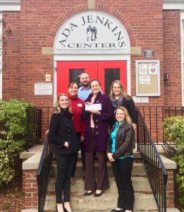 FIG donates to Ada Jenkins