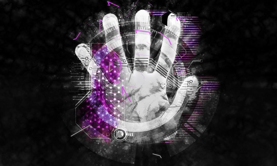 hand attempting to stop cyber attacks - cybersecurity tips for protecting client data