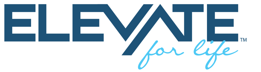 elevate for life logo - financial independence group