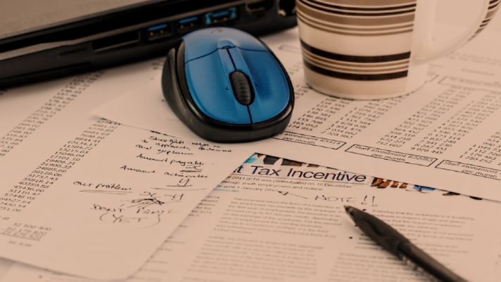 investment and tax research