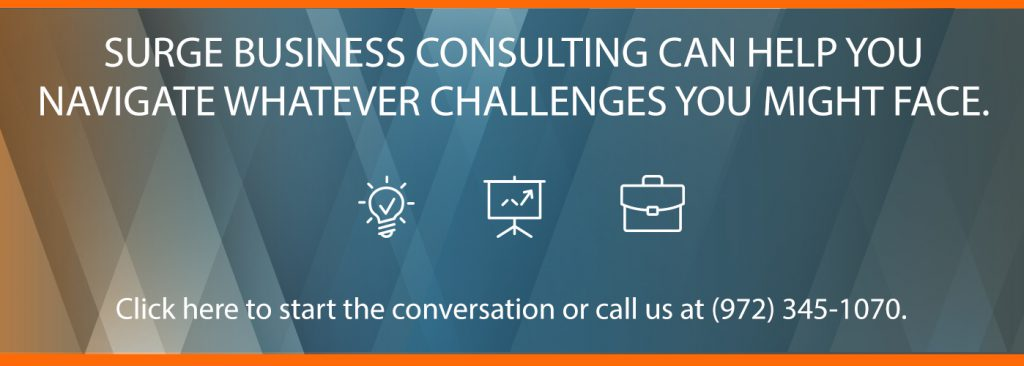 surge business consulting cta