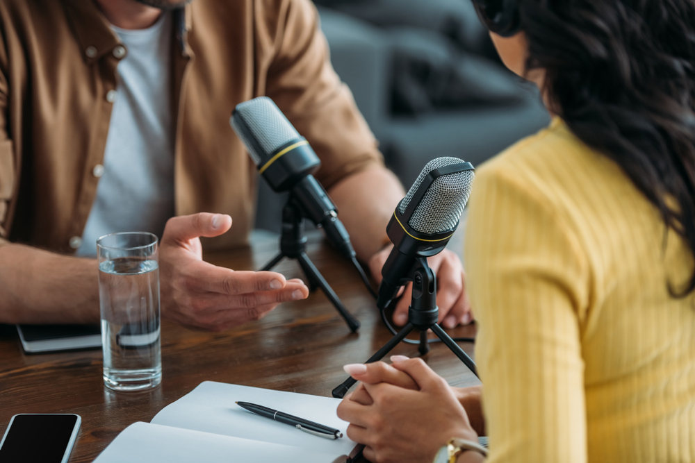 financial advisor podcast marketing